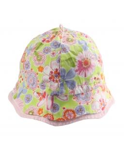 Czapka dla dziewczynki, kolorowa, na lato, cap for girl, sklep online