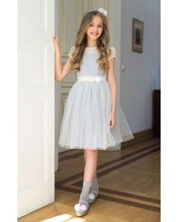 Sukienka dla dziewczynki, tiulowa, na wesele, dress for girl, sklep