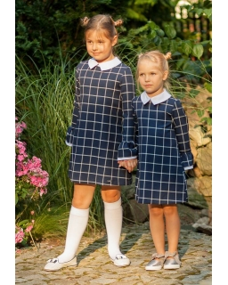Sukienka dla dziewczynki, wzorzysta, święta, dress for girl, sklep
