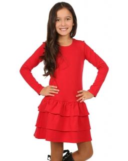 Sukienka dla dziewczynki, bawełniana, Dress for girls, cotton, sklep