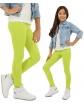 Gładkie legginsy bawełniane 116 - 158 KRP05 Siedem kolorów