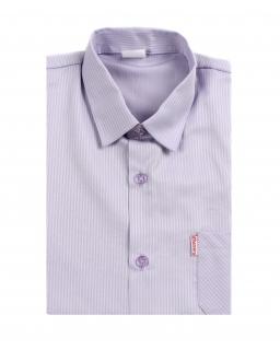 Elegancka koszula z krótkim rękawem dla chłopca