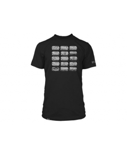 T-Shirt Battlefield 4 : Rozmiar: - M