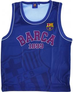 Koszulka na ramiączkach FC Barcelona 4 lata