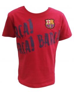 T-shirt FC Barcelona 4 lata