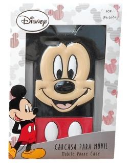 Etui na telefon Myszka Mickey - iPhone 6/6s