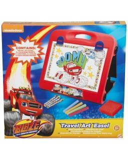 Sztaluga podróżna Blaze i Mega Maszyny