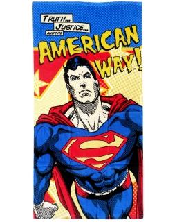 Ręcznik kąpielowy / plażowy Superman