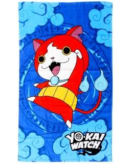 Ręcznik kąpielowy / plażowy Yo-Kai Watch 70x120 cm