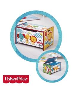 Skrzynia na zabawki Fisher Price