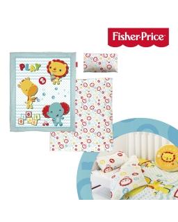 Zestaw pościeli – 3 części Fisher Price