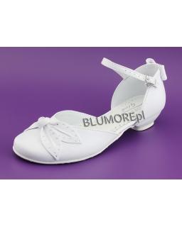 Wytworne buty na komunię dla dziewczynki 31 - 38
