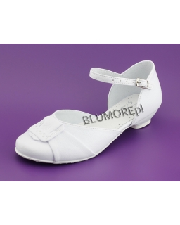 Wygodne buty komunijne Zarro dla dziewczynki 31 - 38