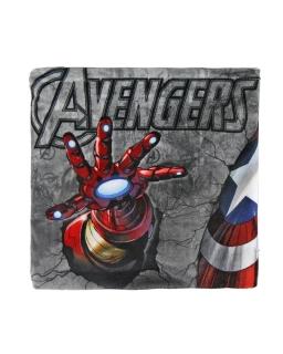 Komin welurowy Avengers