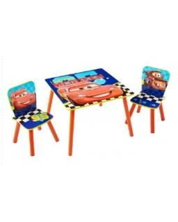 Stolik z krzesłami Cars – Auta