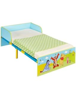Łóżko pojedyncze Kubuś Puchatek