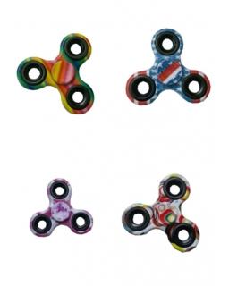 Hand Fidget Spinner - zabawka zręcznościowa - losowy model