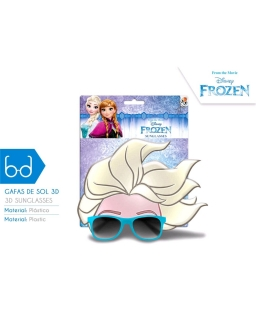 Okulary przeciwsłoneczne 3D Frozen - Kraina Lodu