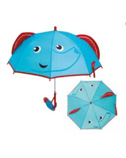 Parasol manualny Fisher Price – słoń