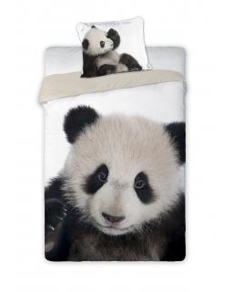 Pościel Wild Panda 160x200 cm