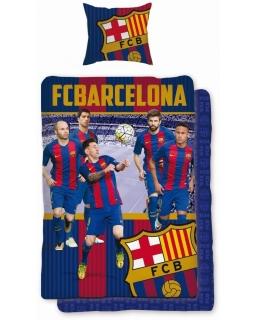 Pościel FC Barcelona 160x200 cm