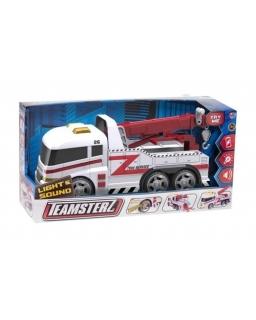 Dźwig Teamsterz - światła i dźwięk 42 cm