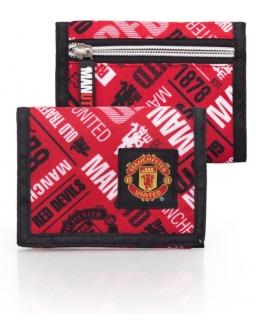 Portfel młodzieżowy Manchester United