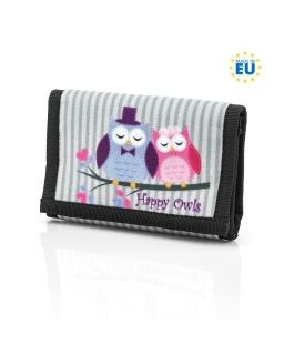 Portfel Happy Owls - Sowy