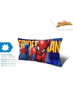 Jumbo poduszka z mikrofibry Spiderman