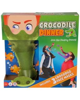 Gra Obiad Krokodyla