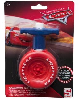Bączek świecący Cars - Auta