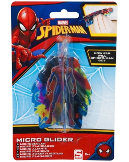 Latający szybowiec - Spiderman