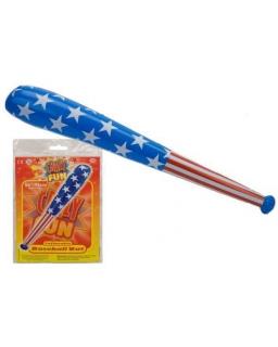 Dmuchana zabawka - kij baseballowy