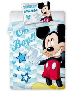 Pościel niemowlęca Myszka Mickey 100x135 cm