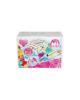 Zestaw kreatywny - pudełko do malowania Księżniczki