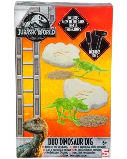 Zestaw dinozaurów Jurassic World