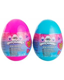 Jajko z niespodzianką - mini gumki Hatchimals