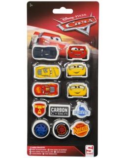 Gumki do mazania Cars - Auta