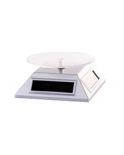 Obrotowy stojak solarny do zdjęć
