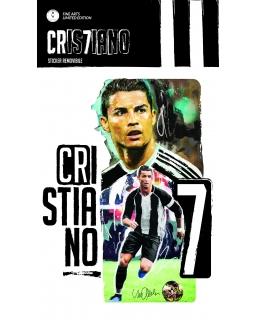 Naklejka zdejmowalna Cristiano Ronaldo