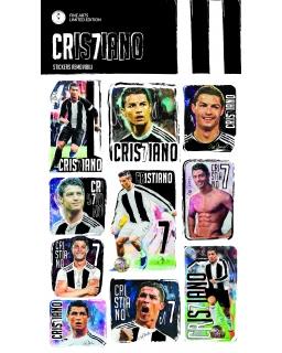 Naklejki zdejmowalne Cristiano Ronaldo