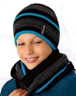 Komplet zimowy dla chłopca