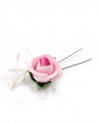 Szplika kokówka z różą