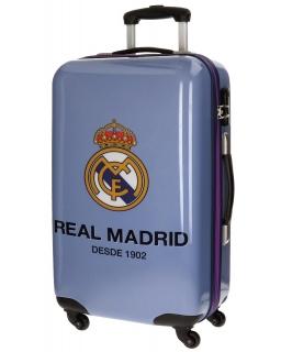 Walizka na kółkach 67 cm Real Madryt