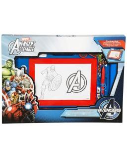 Znikopis magnetyczny Avengers