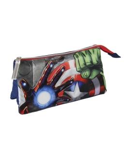 Piórnik trzykomorowy Avengers