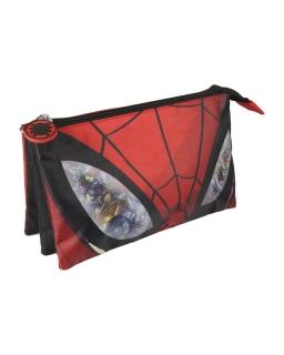 Piórnik trzykomorowy Spiderman