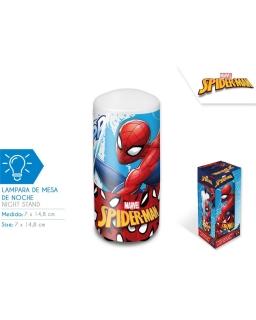 Lampka nocna stojąca Spiderman