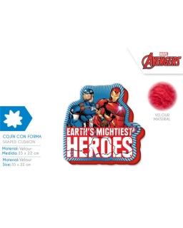 Poduszka welurowa Avengers