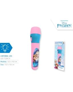 Latarka LED Frozen - Kraina Lodu